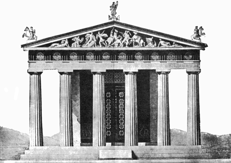 ancient greek architecture and columns facts for kids