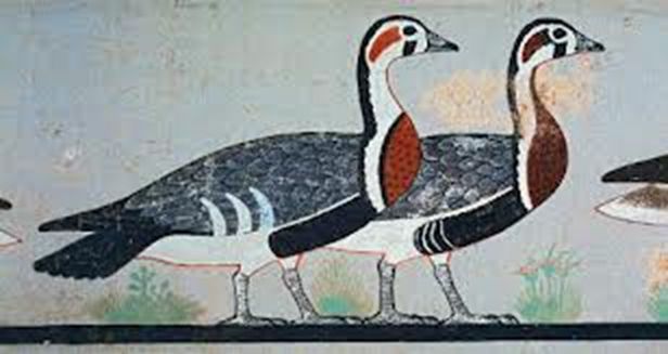 examples of egyptian art