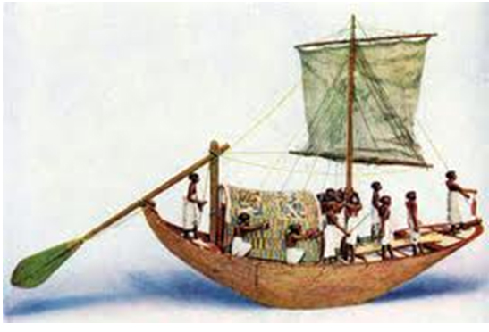 Egyptian-boat