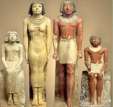 Egyptian Clothing Facts - Ancient Egypt for Kids