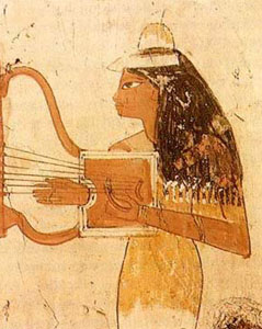 Ancient Egyptian Music for Kids