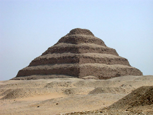 Ancient Egyptian Pyramid Facts - History for Kids