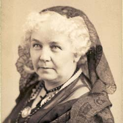 an introduction to the life of elizabeth cady stanton Elizabeth cady stanton was a brilliant activist-intellectual that nearly all of her ideas―that women are entitled to seek an education, to own property, to get a.