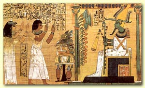 religion of ancient Egypt for kids