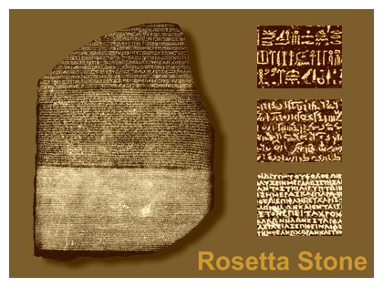 History Of The Rosetta Stone Facts For Kids