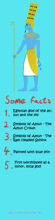 Ancient Egyptian Gods Goddesses Facts For Kids