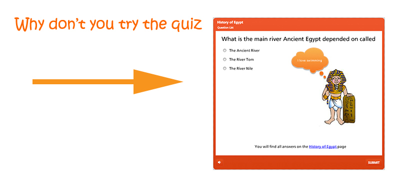 Egyptian Quiz