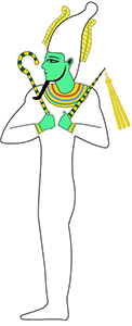 Ancient egyptian gods goddesses facts for kids osiris egyptian god publicscrutiny Image collections