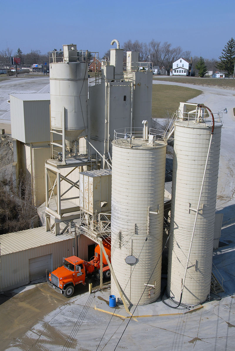 Concrete-plant-Ohio