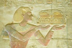 History of Egyptian Food