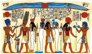 History of Egyptian Painting