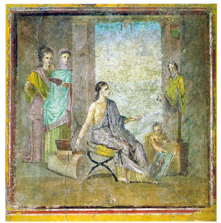 Pompeii Painter
