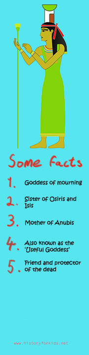 Ancient Egyptian Gods & Goddesses Facts For Kids
