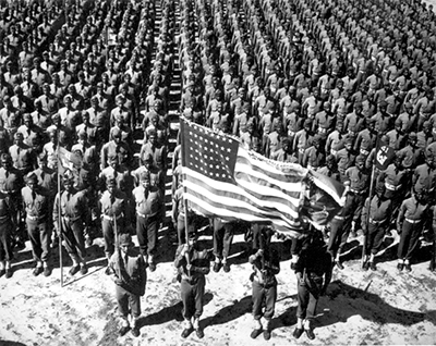 History of America in World War I