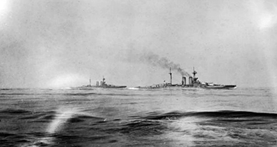 History of Battle of Jutland