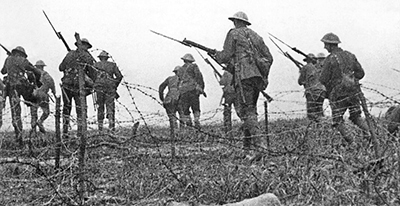 History of Battle of the Somme