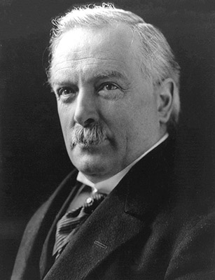 History of David Lloyd George