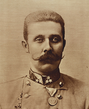 History of Assassination of Franz Ferdinand