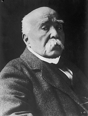 History of Georges Clemenceau