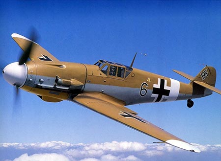 German-Messerschmitt-109