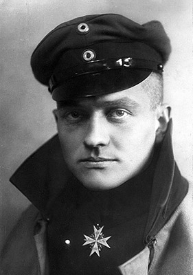 History of The Red Baron