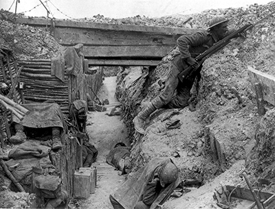 History of Trench Warfare