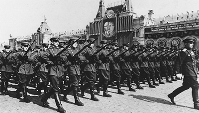 History of USSR withdraws from the War