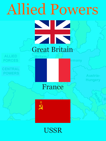 History of Allied Powers