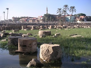 History of Ancient Egyptian Cities