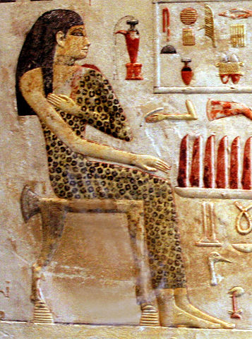 History of Women of Ancient Egypt