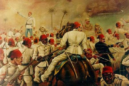 History of Ancient Egyptian Army and Soldiers