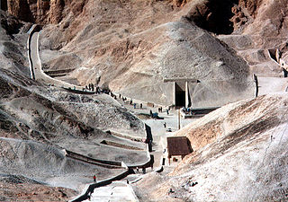 History of The Valley of the Kings