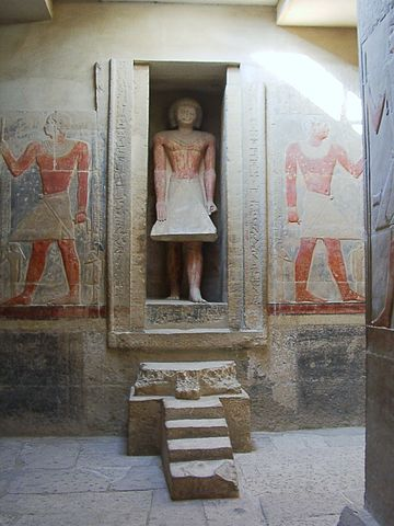 History of Ancient Egyptian Afterlife