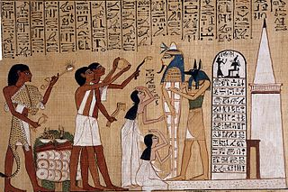 History of Ancient Egyptian Funerals
