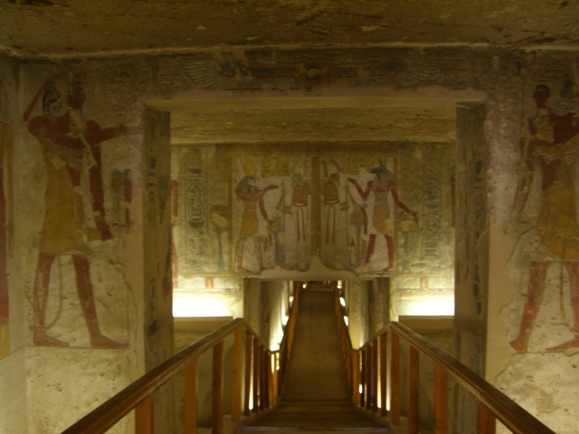 History of Ancient Egyptian Tombs