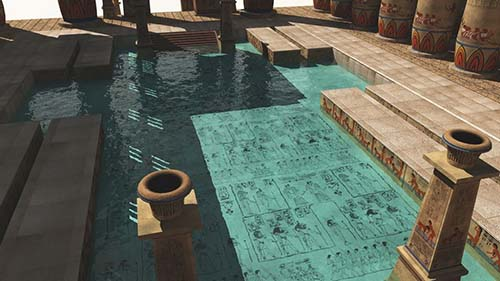 History of Ancient Egyptian Baths