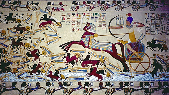 History of Ancient Egyptian Boats and Transportation