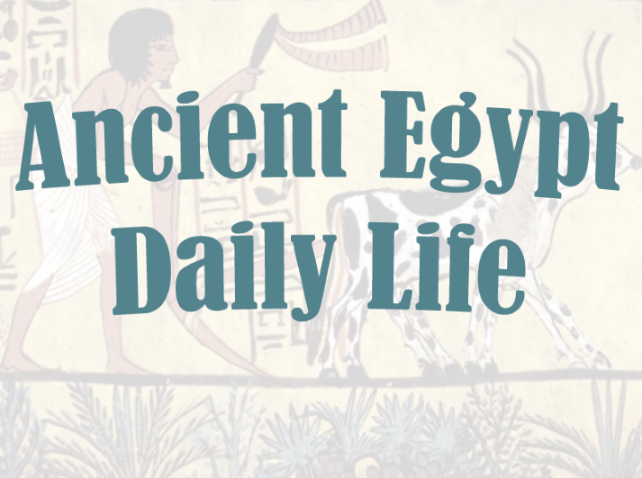 History of Egyptian Daily Life