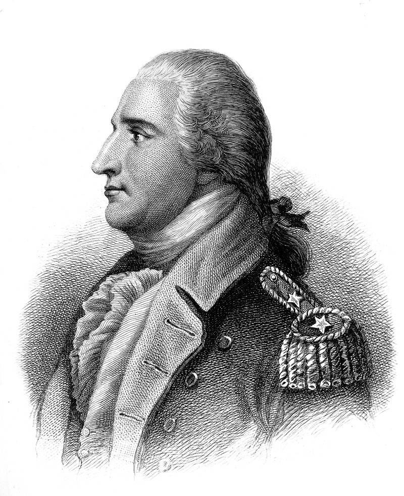 History of Benedict Arnold
