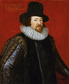 History of Sir Francis Bacon