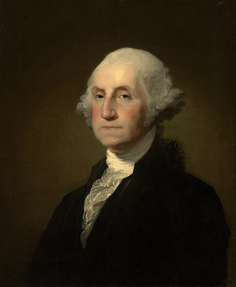 History of George Washington