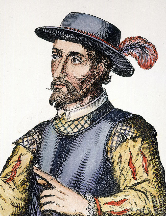 History of Ponce De Leon