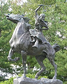 History of Sybil Ludington