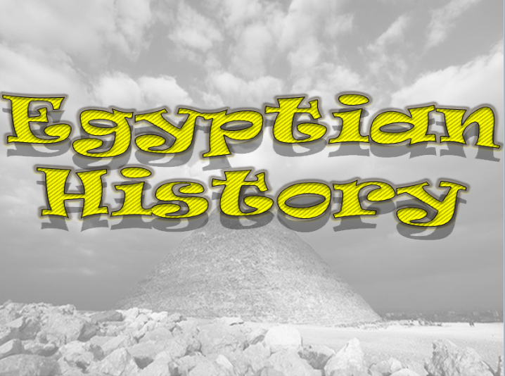 History of Egyptian History