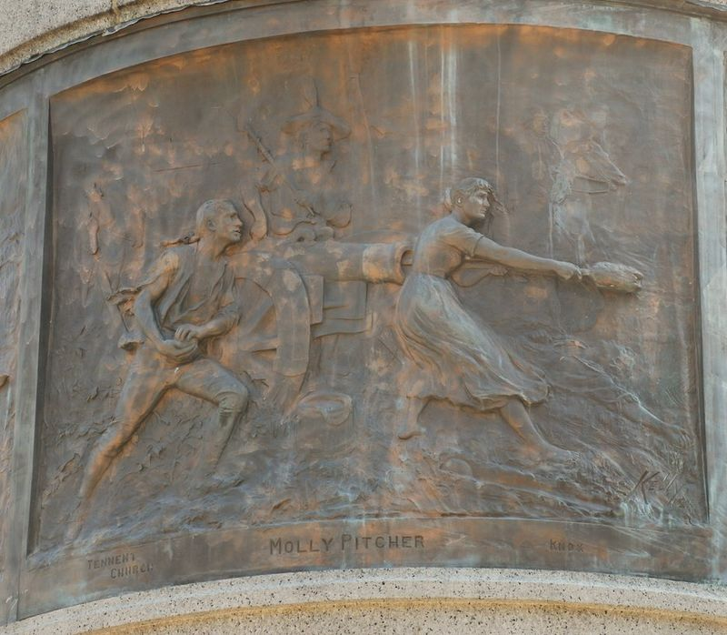 History of Molly Pitcher