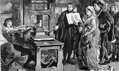History of Printing and Publishing