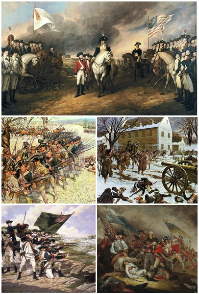 History of Revolutionary War Stats