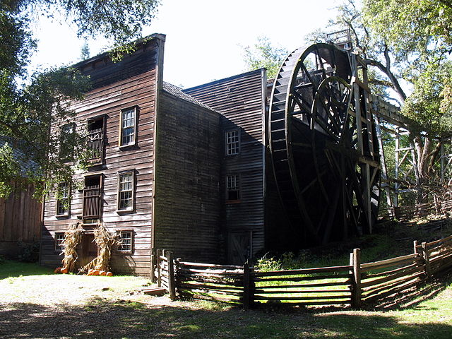 History of Water mills