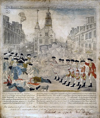 History of The Boston Massacre