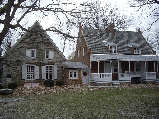 History of Early colonial homes